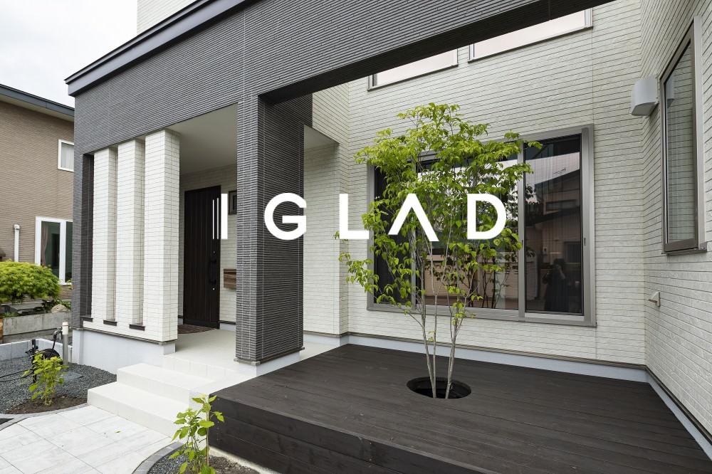 この暖かさを届けたい、高性能住宅「IGLAD」
